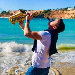 Saxophonist Hire London Entertainment Agency