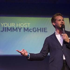 jimmy mcghie comedian