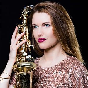 saxophone player near me