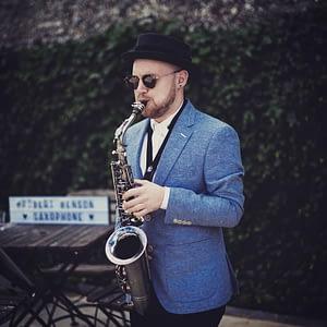 london saxophonist