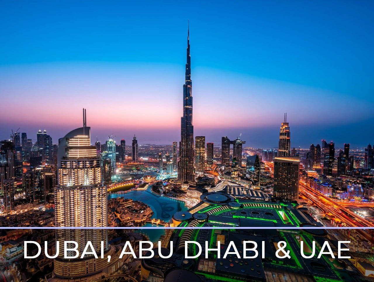 Dubai, UAE Entertainment website