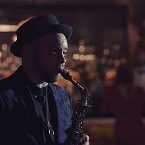sax player for hire