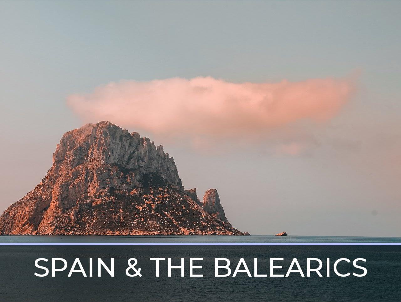 Ibiza, Mallorca, Spain Entertainment website