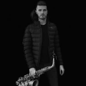 saxophone player london