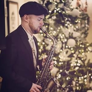 wedding sax in london